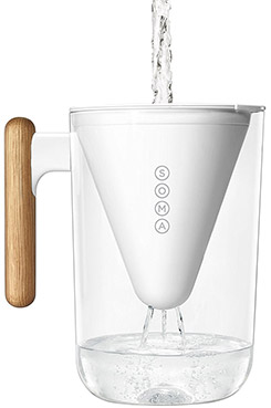 soma-sustainable-large - best water filter pitcher