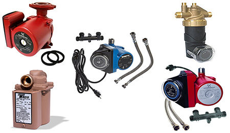 Best Hot Water Recirculation Pump Reviews