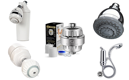 the best shower filter: our top 5 | water filter answers
