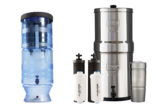 Berkey Water Filter Review Water Filter Answers